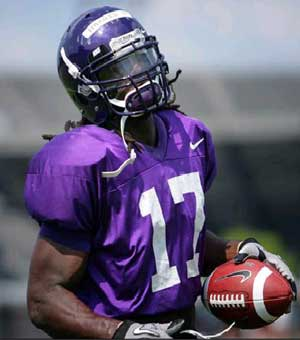Dwayne Harris, ECU